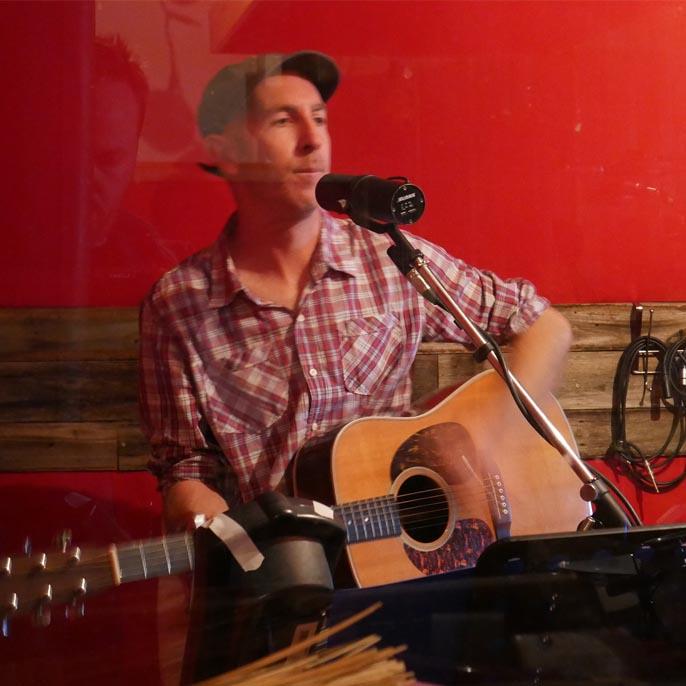 Mitch Dean singing