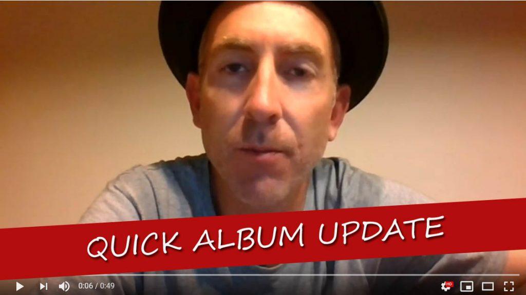 Mitch Dean Album Update