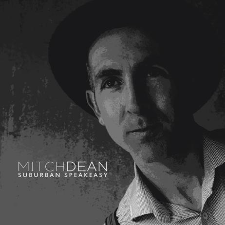 Mitch dean EP Cover