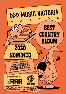 music victoria awards